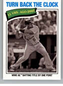 2018 Topps Archives Baseball #313 Albert Pujols St. Louis Cardinals Rare Short Print SP