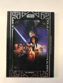 2018 Topps Star Wars Galactic Files Manufactured Movie Poster Patches #NNO The Emperor Return of the Jedi