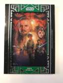 2018 Topps Star Wars Galactic Files Manufactured Movie Poster Patches Green #NNO Anakin Skywalker SER/50 The Phantom Men