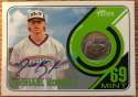 2018 Topps Heritage Minor League Baseball 1969 Mint Coin Autographed Relics #69M-MKO Michael Kopech Jersey/Relic Auto Au Official MILB Trading Card