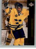 1997-98 UD Black Diamond Hockey #114 Daniel Sedin NM-MT RC Rookie Card  Official Upper Deck NHL Trading Card