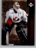 1997-98 UD Black Diamond Hockey #131 Roberto Luongo NM-MT RC Rookie Card  Official Upper Deck NHL Trading Card