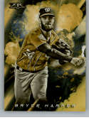 2018 Topps Fire Cannons Gold Mint Baseball #C-15 Bryce Harper NM-MT Washington Nationals  Target Exclusive MLB Trading Card