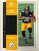 2018 Panini Quest Jumbo Rookie Memorabilia Football Card #33 Jaylen Samuels Jersey/Relic Pittsburgh Steelers  Official NFL Trading Card