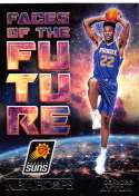 2018-19 NBA Hoops Faces of the Future #1 Deandre Ayton Phoenix Suns  Official Trading Card made by Panini