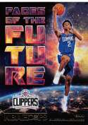 2018-19 NBA Hoops Faces of the Future Holo #11 Shai Gilgeous-Alexander Los Angeles Clippers  RC Rookie Parallel Official Panini Basketball Card
