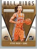 2018-19 Donruss Hall Kings Basketball Card #20 Steve Nash Phoenix Suns  Official NBA Trading Card Produced By Panini