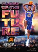 2018-19 Panini NBA Hoops Faces of the Future Winter/Holiday/Christmas #1 Deandre Ayton Phoenix Suns  Official Basketball Card