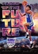 2018-19 Panini NBA Hoops Faces of the Future Winter/Holiday/Christmas #2 Marvin Bagley III Sacramento Kings  Official Basketball Card