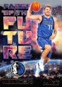 2018-19 Panini NBA Hoops Faces of the Future Winter/Holiday/Christmas #3 Luka Doncic Dallas Mavericks  Official Basketball Card