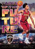 2018-19 Panini NBA Hoops Faces of the Future Winter/Holiday/Christmas #8 Collin Sexton Cleveland Cavaliers  Official Basketball Card
