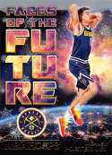 2018-19 Panini NBA Hoops Faces of the Future Winter/Holiday/Christmas #14 Michael Porter Jr. Denver Nuggets  Official Basketball Card