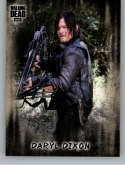 2018 Topps Walking Dead Hunters and the Hunted Short Print Variations NonSport #3 Daryl Dixon SP Short Print  Official Trading Card