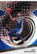 2018-19 Panini Revolution Supernova Basketball #9 Ben Simmons Philadelphia 76ers  Official NBA Trading Card By Panini