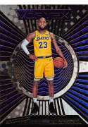 2018-19 Panini Revolution Vortex Basketball #1 LeBron James Los Angeles Lakers  Official NBA Trading Card By Panini