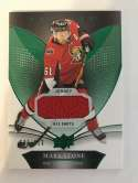 2018-19 Upper Deck Trilogy Green Foil Jerseys Hockey #27 Mark Stone Jersey/Relic SER/613 Ottawa Senators  Official Trading Card From UD