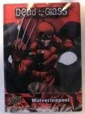 2019 Upper Deck Deadpool Deadglass NonSport Trading Card #DG18 Wolverinepool  Official UD Trading Card Celebrating Deadpool Comic Book