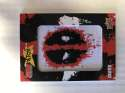2019 Upper Deck Deadpool Deadpatch Tier 1 NonSport Trading Card #DP15 Graffiti Patch  Official UD Trading Card Celebrating Deadpool Comic Book