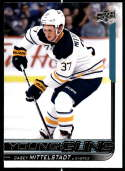 2018-19 Upper Deck Hockey Series Two #453 Casey Mittelstadt RC Rookie Card Buffalo Sabres  Official UD NHL Trading Card