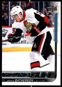 2018-19 Upper Deck Hockey Series Two #484 Drake Batherson RC Rookie Card Ottawa Senators  Official UD NHL Trading Card
