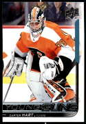 2018-19 Upper Deck Hockey Series Two #491 Carter Hart RC Rookie Card Philadelphia Flyers