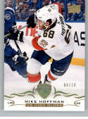 2018-19 Upper Deck High Gloss Hockey Series Two #329 Mike Hoffman SER/10 Florida Panthers  Official NHL Trading Card from UD