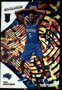 2018-19 Revolution Chinese New Year Red Parallel Basketball #101 Mo Bamba Orlando Magic Rookie  Official NBA Trading Card From Panini