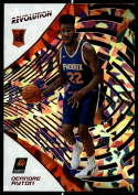 2018-19 Revolution Chinese New Year Red Parallel Basketball #108 Deandre Ayton Phoenix Suns Rookie  Official NBA Trading Card From Panini