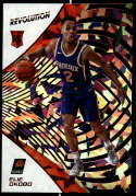 2018-19 Revolution Chinese New Year Red Parallel Basketball #110 Elie Okobo Phoenix Suns Rookie  Official NBA Trading Card From Panini