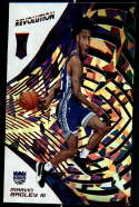 2018-19 Revolution Chinese New Year Red Parallel Basketball #119 Marvin Bagley III Sacramento Kings Rookie  Official NBA Trading Card From Panini