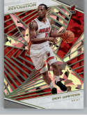 2018-19 Revolution Chinese New Year Holo Gold Basketball #21 Dion Waiters SER/8 Miami Heat  Official NBA Trading Card By Panini