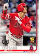 2019 Topps 150th Anniversary Baseball #250 Shohei Ohtani Los Angeles Angels  Official MLB Trading Card By Topps