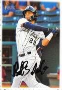2018 Topps Heritage Minor League Baseball 1969 Deckle Edge Color Image #20 Fernando Tatis Jr. San Antonio Missions  Official MILB Trading Card
