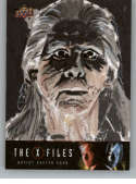 2019 Upper Deck X-Files UFOs and Aliens Sketch Cards NonSport #NNO Kallan Archer (Lana Chee)  Official Entertainment Trading Card From UD