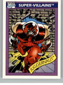 1990 Impel Marvel Universe NonSport Trading Card #55 Juggernaut