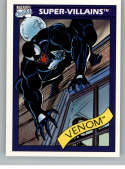 1990 Impel Marvel Universe NonSport Trading Card #73 Venom