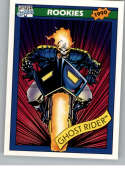 1990 Impel Marvel Universe NonSport Trading Card #82 Ghost Rider
