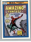 1990 Impel Marvel Universe NonSport Trading Card #126 Amazing Fantasy #15