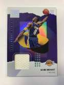 2018-19 Status Legendary Status Materials Basketball #16 Kobe Bryant Jersey/Relic Los Angeles Lakers  Official NBA Trading Card From Panini