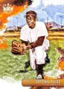 2019 Diamond Kings Variations Baseball #21 Satchel Paige St. Louis Browns  Official MLBPA Trading Card From Panini