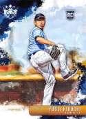 2019 Diamond Kings Variations Baseball #112 Yusei Kikuchi Seattle Mariners  Official MLBPA Trading Card From Panini