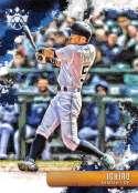 2019 Diamond Kings Variations Baseball #80 Ichiro Seattle Mariners  Official MLBPA Trading Card From Panini