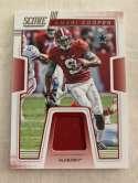 2019 Score Collegiate Jersey Football #12 Amari Cooper Jersey/Relic Alabama Crimson Tide  Official NFL Trading Card From Panini