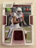 2019 Score Collegiate Jersey Football #17 Mike Evans Jersey/Relic Texas A&M Aggies  Official NFL Trading Card From Panini