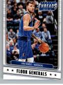 2018-19 Panini Threads Floor Generals Basketball #2 Luka Doncic Dallas Mavericks  Official NBA Trading Card From Panini