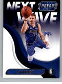 2018-19 Panini Threads Next Wave Basketball #3 Luka Doncic Dallas Mavericks  Official NBA Trading Card From Panini