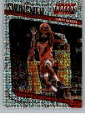 2018-19 Panini Threads Swingmen Dazzle Basketball #4 James Harden Houston Rockets  Official NBA Insert Parallel Card From Panini