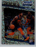 2018-19 Panini Threads Swingmen Dazzle Basketball #5 Paul George Oklahoma City Thunder  Official NBA Insert Parallel Card From Panini