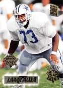 1994 Stadium Club Super Teams Super Bowl Football #288 Larry Allen  Official NFL Trading Card From Topps