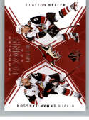 2018-19 SP Authentic Hockey #144 Oliver Ekman-Larsson/Clayton Keller SER/199 Official NHL Trading Card From Upper Deck (
